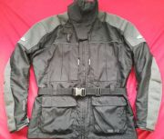 "HEIN GERICKE MASTER GTX GORETEX CORDURA MOTORCYCLE JACKET  UK 39"" 40"" Chest"